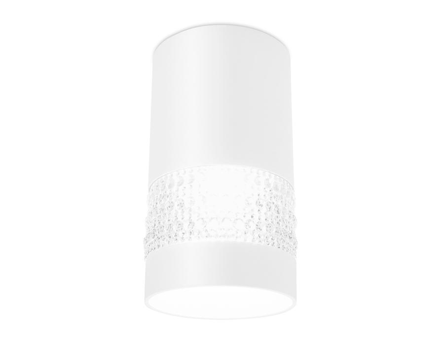 Накладной точечный светильник GU5.3TN370 SWH белый песок GU5.3 D65*117