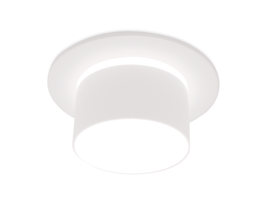 Встраиваемый точечный светильник MR16 в стиле техноTN322 SWH белый песок GU5.3 D98*60