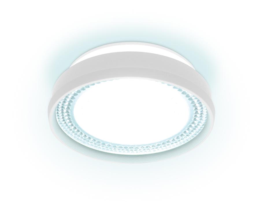 Встраиваемый точечный светильник MR16 в стиле техноTN342 SWH белый песок GU5.3 D85*45