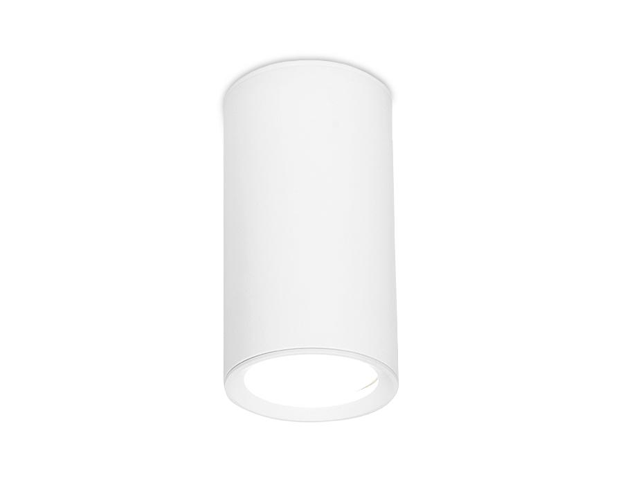 Накладной точечный светильник GU5.3TN218 WH/S белый/песок GU5.3 D56*100