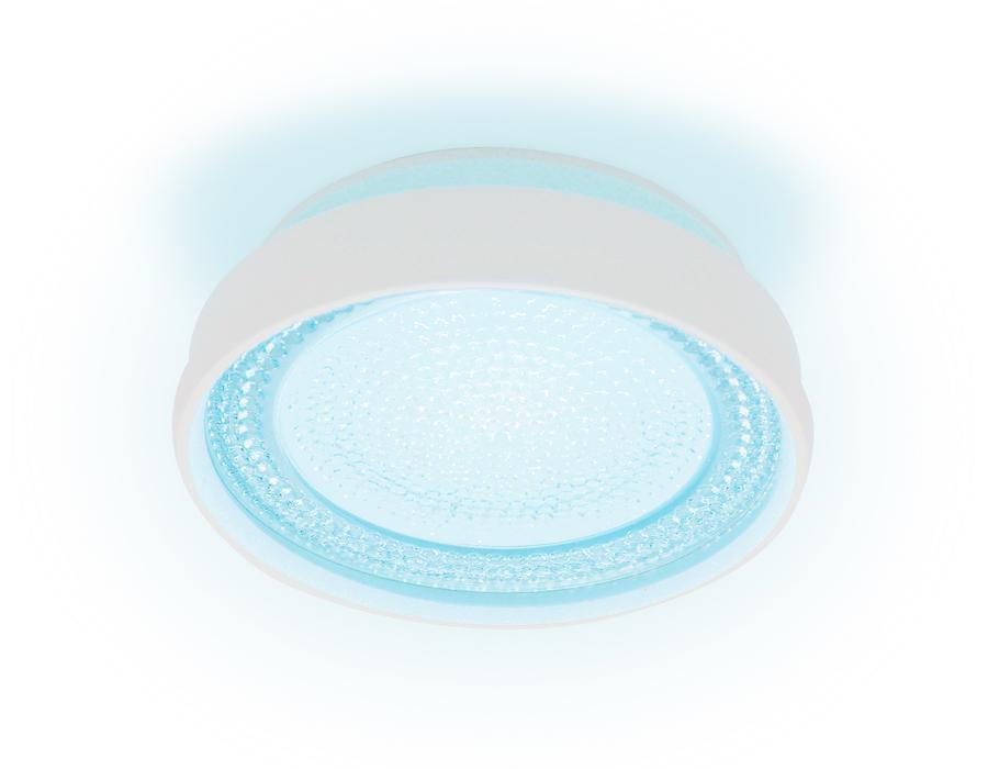 Встраиваемый точечный светильник MR16 в стиле техноTN344 SWH/BL белый песок/голубой GU5.3 D85*45