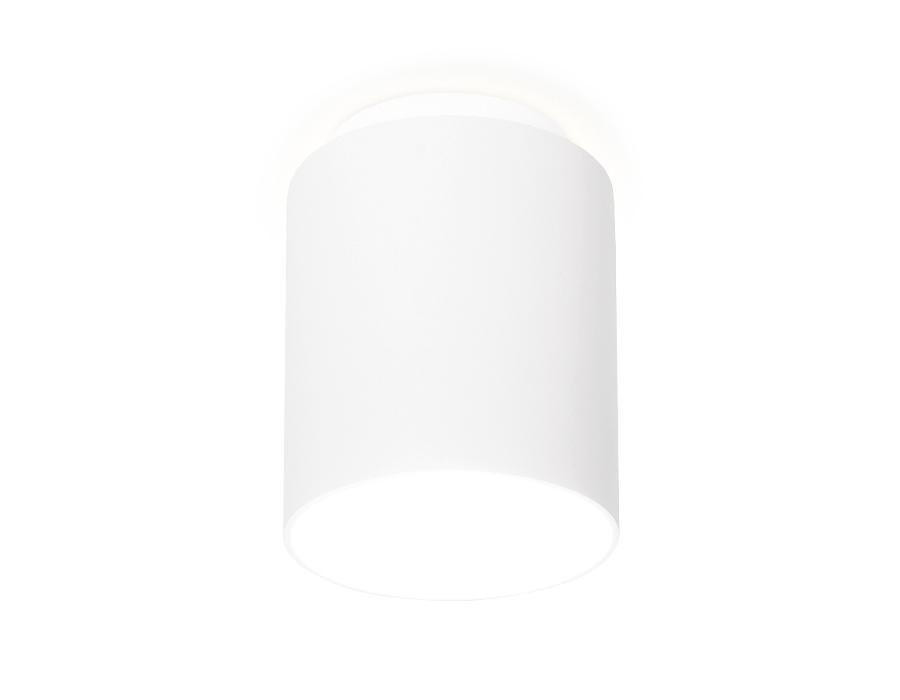 Накладной светодиодный точечный светильникTN260 WH/S белый/песок LED 4200K 7W D80*100