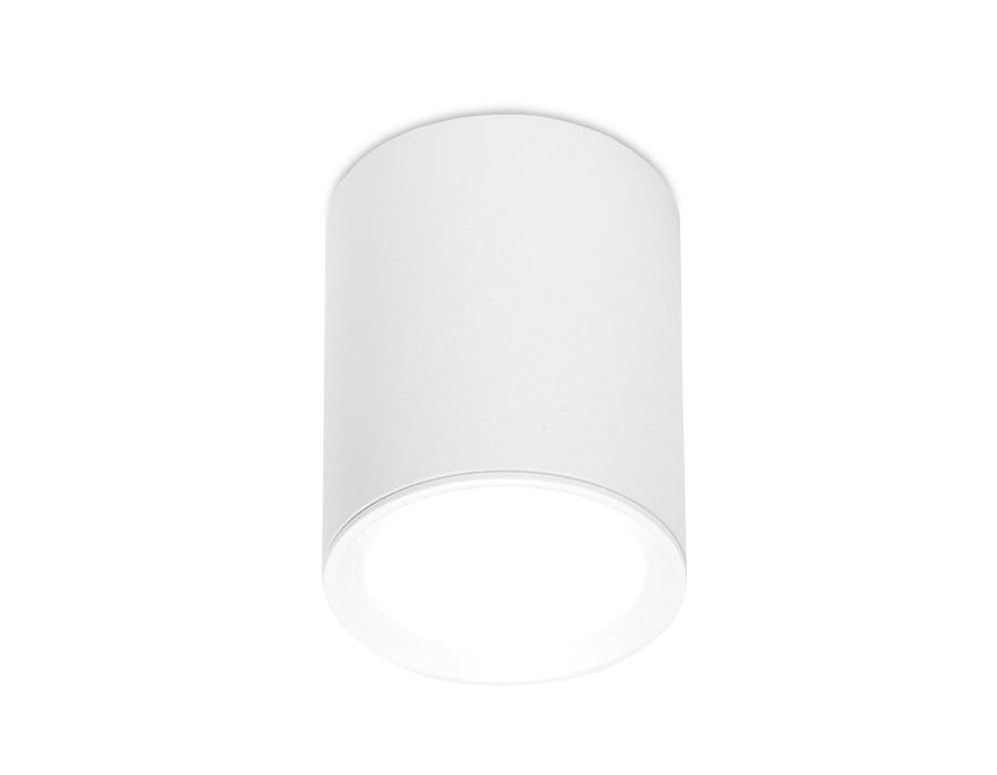 Накладной точечный светильник GU5.3TN215 WH/S белый/песок GU5.3 D56*70