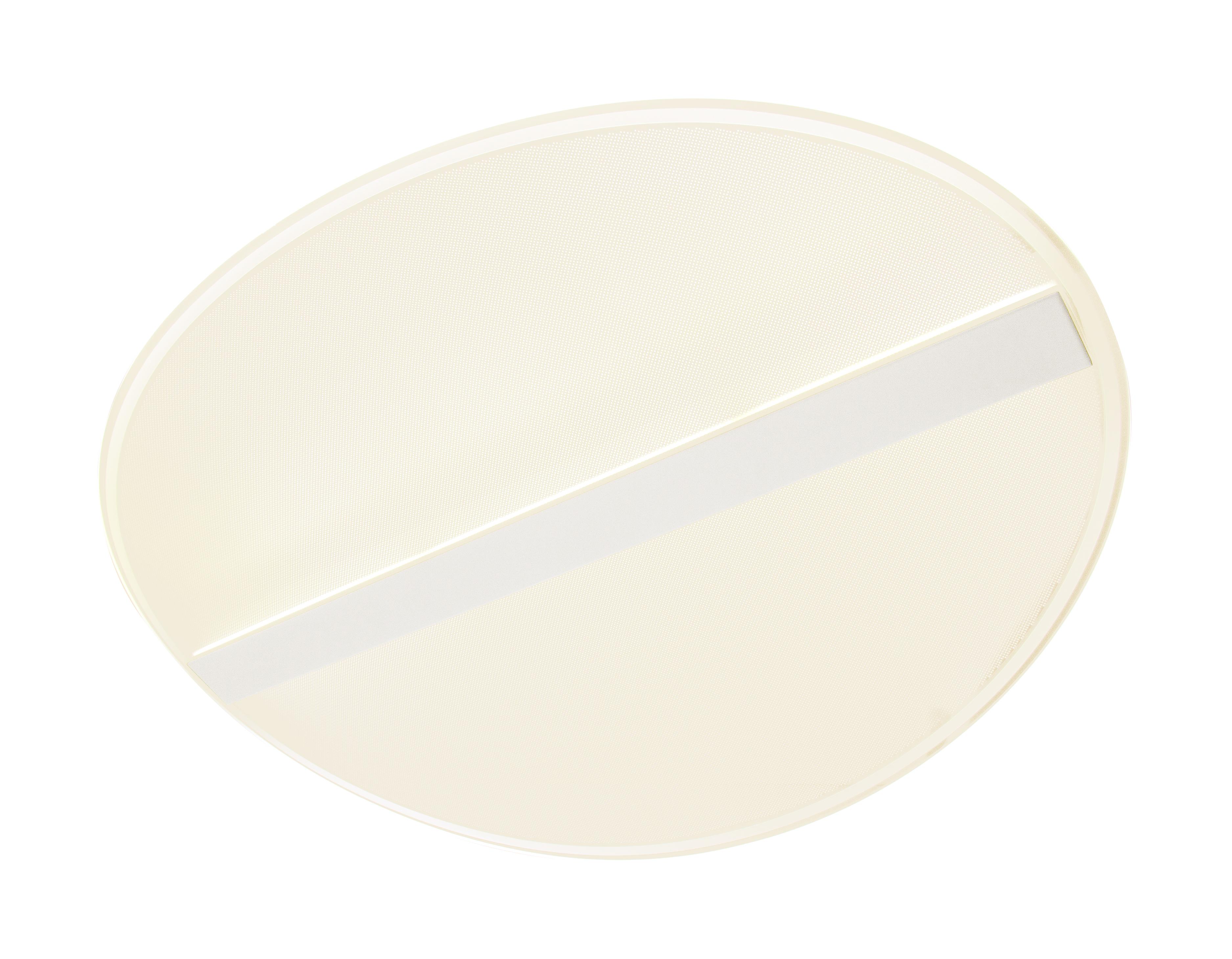 Потолочный светодиодный светильник с пультомFA607 WH белый 72W 600*400*100 (ПДУ РАДИО 2.4)