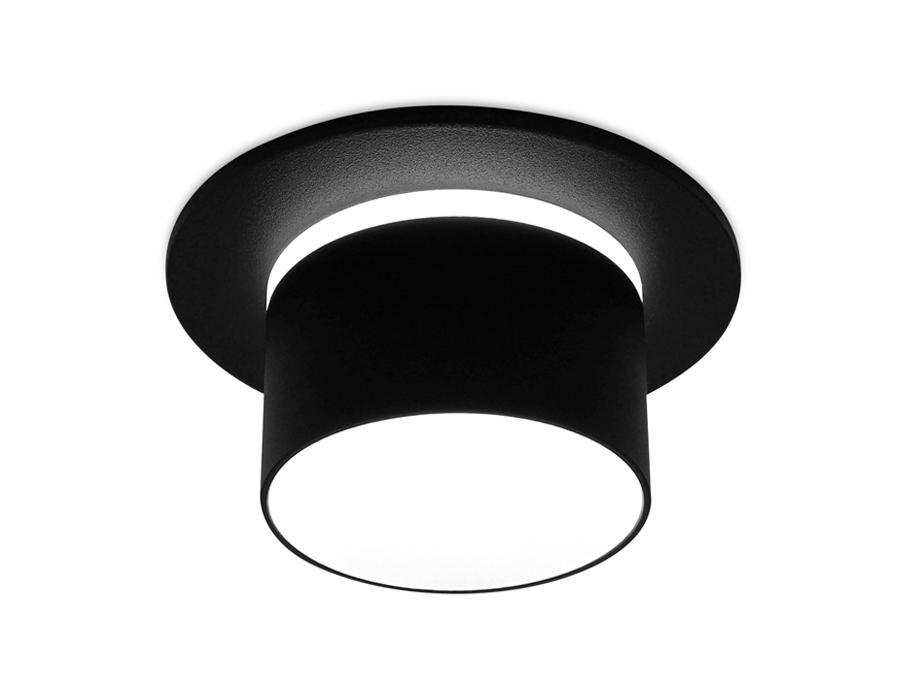 Встраиваемый точечный светильник MR16 в стиле техноTN323 SBK черный песок GU5.3 D98*60