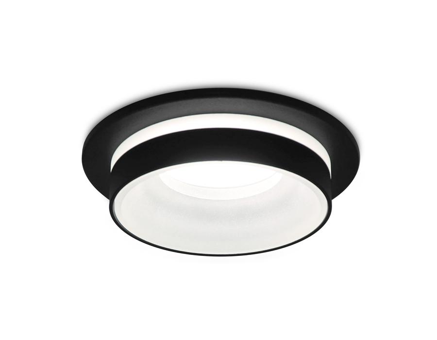 Встраиваемый точечный светильник MR16 в стиле техноTN311 SBK черный песок GU5.3 D98*40