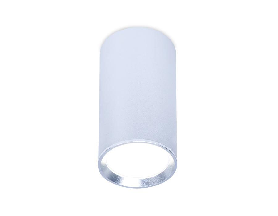 Накладной точечный светильник GU5.3TN219 SL/S серебро/песок GU5.3 D56*100