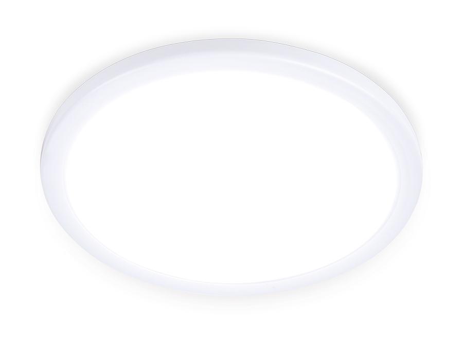 Встраиваемый ультратонкий светодиодный светильник с регулируемым крепежомDLR313 20W 4200K 220-240V D