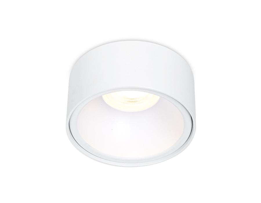 Встраиваемый точечный светильник MR16TN145 WH/S белый/песок GU5.3 D96*56