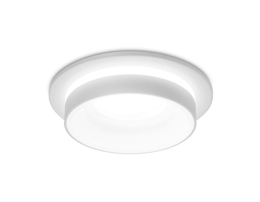Встраиваемый точечный светильник MR16 в стиле техноTN310 SWH белый песок GU5.3 D98*40